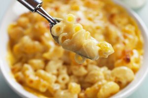 Creamy Mac and Cottage Cheese